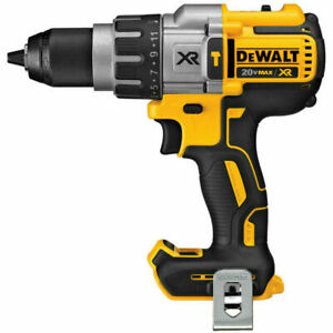 DeWALT 1/2in 20V Brushless Cordless Hammer Drill - DCD996P2 FREE SHIPPING