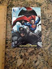 Batman v. Superman Dawn of Justice Comic Book 1 of 4