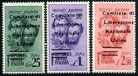 Emissioni Locali 1945 C.L.N. Udine ** (m2956)