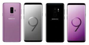Samsung Galaxy S9 S9 plus 64GB 128gb Unlocked Sim Free Mobile Phone GRADE mix