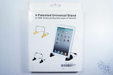 Universal Detachable Patented Aluminum Stand Holder For iPad / Galaxy Tablets
