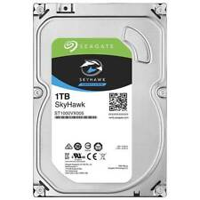 "Festplatte 1TB Seagate SkyHawk ST1000VX005 3,5"" 6 Gbit/s SATA DVR Dauerbetrieb"