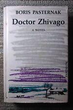 Doctor Zhivago: Boris Pasternak - 1st Edition Hardcover 1958