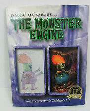 SIGNED by Dave Devries - The Monster Engine (2005 Hardcover) by Dave Devries
