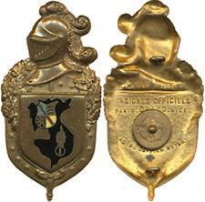 1° Légion Garde Républicaine de Marche, Extreme Orient , 2 pièces, avec plateau