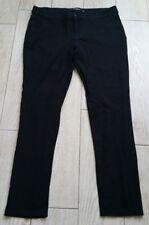 Boom Boom Jeans Jeggings Leggings size 13 - black/skinny (very black/not faded)