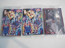 1X 1993 TOPPS DC VALIANT IMAGE PROMO SAMPLE PACK Cello Lots available Batman