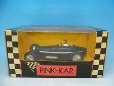 Pink Kar CV002 Bugatti Type 59 in Black, Limited Edition mint unused boxed