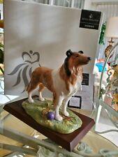 Royal Doulton Rough Collie Dog Figurine Rda 9 (2003)