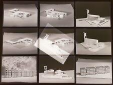 Architektur Modell -  Berlin um 1970 - 10 Negative/563