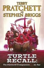 Turtle Recall: The Discworld Companion . . . So Far by Pratchett, Terry, Briggs,