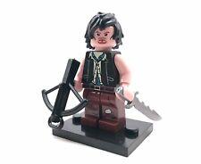 Daryl Dixon The Walking Dead Custom Figure TWD Rick Maggie