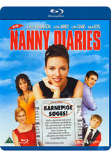 The Nanny Diaries NEW Cult Blu-Ray Disc Shari Springer Berman Scarlett Johansson
