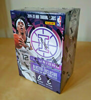 2019-20 Panini ILLUSIONS NBA Basketball Blaster Box FACTORY SEALED