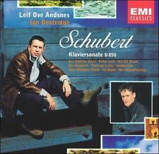 Schubert: Klaviersonate, D. 850 (Apr-2003, EMI Music Distribution) NEW CD