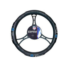 New NFL Detroit Lions Synthetic leather Car Truck Steering Wheel Cover