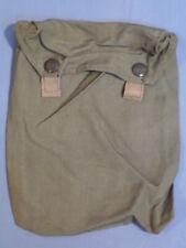 Original WWII German Army Gas Sheet Bag, UNISSUED!