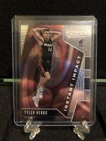2019-20 TYLER HERRO Panini Prizm Basketball Instant Impact Rookie #1 Miami Heat