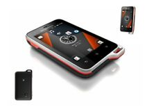 Sony Ericsson XPERIA active in Black-Orange Handy Dummy Attrappe  Requisit, Deko
