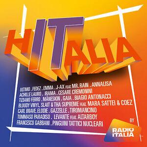 HIT...ITALIA (RADIO ITALIA) - CD SIGILLATO NUOVO SIGILLATO 2020