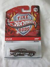 Hot Wheels Fire Rods 11/26 Jaded Mint In Card