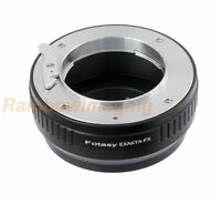 Exakta /Auto Topcon Lens to Fujifilm Fuji X-T1 X-T2 X-T3 X-T10 X-T20 Adapter
