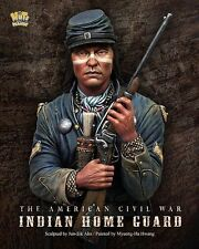 Nuts Planet 200mm Bust - Indian Home Guard Resin Model - 40870