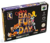 N64 Conker's Bad Fur Day BFD  / Zustand auswählbar