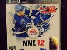 NHL 12  and NHL 13 (Sony PlayStation 3, 2011)