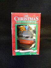 GIBSON Mouse Blue Bird CAMERA Photo Frame Christmas TREE Photography ORNAMENT