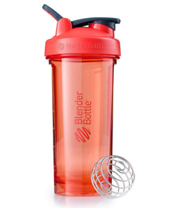BlenderBottle Shaker Bottle Pro Series Perfect for Protein Shakes and Pre Worko
