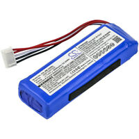 6000mAh Battery GSP1029102A for JBL Charge 3 2016 Version (SKU: CS-JML320SL)