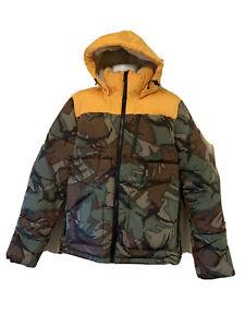 Superdry Men's Expedition Coat Winter Zip Jacket size XL BNWT RRP £129.00