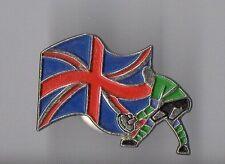 Pin's rugby / drapeau anglais (Angleterre)