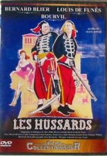 "DVD ""LES HUSSARDS"" BOURVIL / Bernard BLIER / Louis DE FUNES - NEUF SOUS BLISTER"