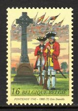 Belgium - 1995 Battle of Fontenoy - Mi. 2652 MNH