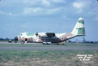 Original slide 4X-ABT Lockheed C-130H Hercules Israel Air Force, 1976