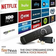 Amazon Fire TV Stick with Alexa Voice Remote Streaming Media Player Free Netflix