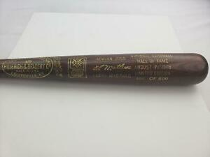 1978 Hall of Fame Induction Louisville Slugger Baseball Bat #/500
