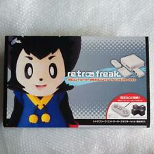 Retro Freak Controller Adapter Set Limited Box Game Console CY-RF-B4TH New