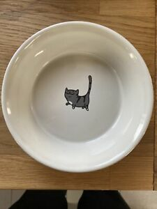 Mason cash cat bowl
