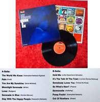 LP Bert Kaempfert: Serenade in Blue (Polydor H 848) Clubsonderauflage D 1967
