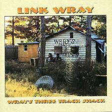 3-Track Shack by Link Wray (CD, Jul-2005, Acadia)