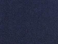 Dolls House - CARPET - Self Adhesive - ( DARK BLUE ) 330mm x 480mm