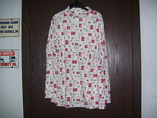 White Stag Plus New Women's PullOver  Winter Top Size 16W Cute!
