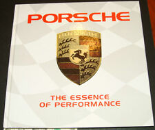 PORSCHE the essence of performance
