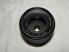 Asahi Pentax SMC Takumar 55 mm f/1.8 Objektiv für PENTAX SPOTMATIC F KAMERA