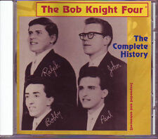 THE BOB KNIGHT FOUR - The complete History CD