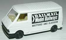 1:87 Fiat 242 Box - Railmail Model Railways, Waterford and Glasgow - Praliné