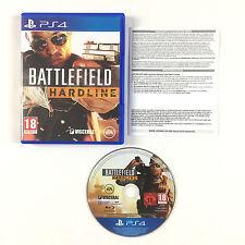 Jeu Battlefield Hardline PS4 Sur Console Sony Playstation 4